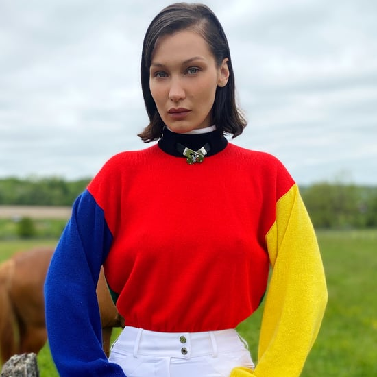 Bella Hadid Talks About Racism in Fashion and Beauty in Elle