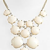 Consider this Stephan & Co. statement necklace ($24) your instant update to the cocktail dress you've had since last season.