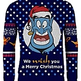 Aladdin: We Wish You a Merry Christmas Knitted Christmas Sweater