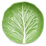 Tory Burch Set of 4 Lettuce Ware Canapé Plates