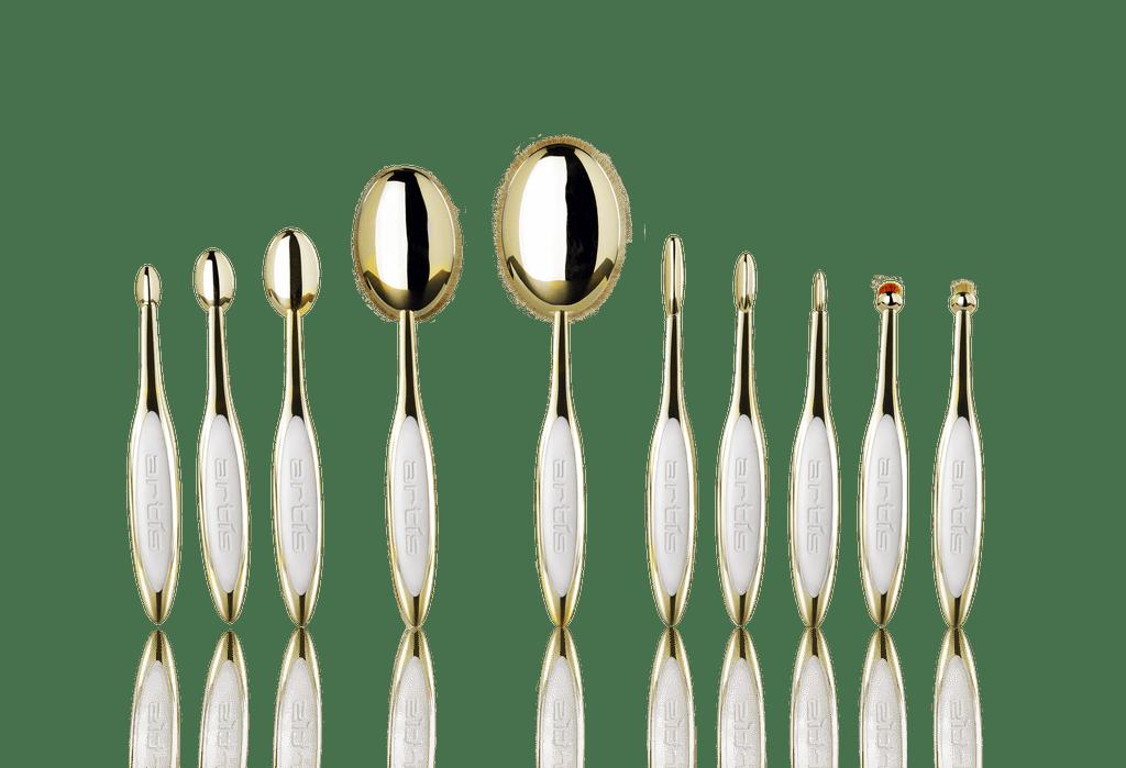Artis Elite 10 Gold Brush Set