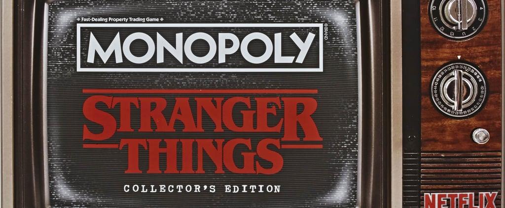 Hasbro Stranger Things Monopoly