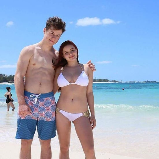 Nolan Gould and Ariel Winter Vacation in Bahamas Pictures