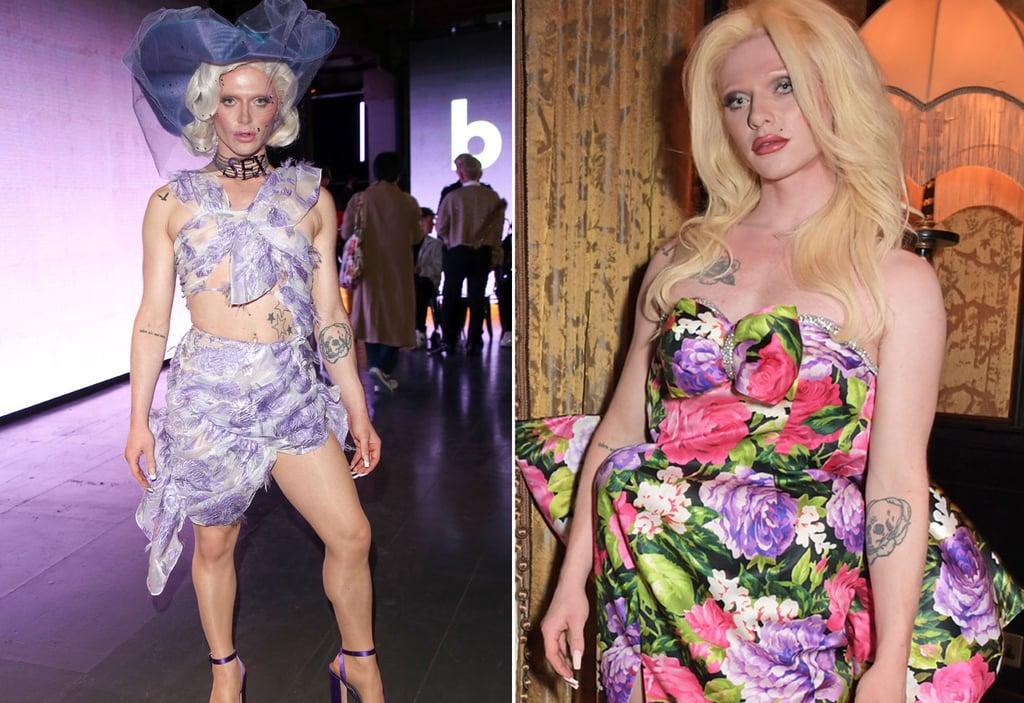 Check Out Bimini Bon-Boulash's London Fashion Week Style