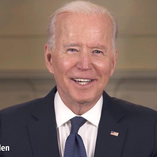 Joe Biden Reveals His Must-Have Desert Island Beauty Product