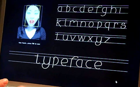 Make Your Own Font With Your Face
