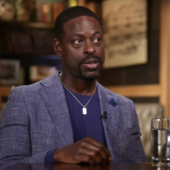 Sterling K. Brown Talks About Losing His Father