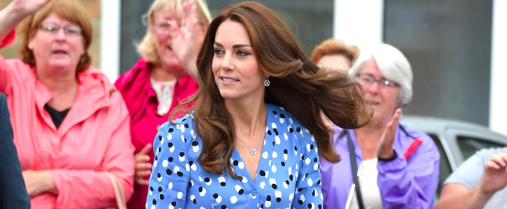 The Duchess of Cambridge is Shopping the Catwalk at Fashion Week — or Haven't You Heard?