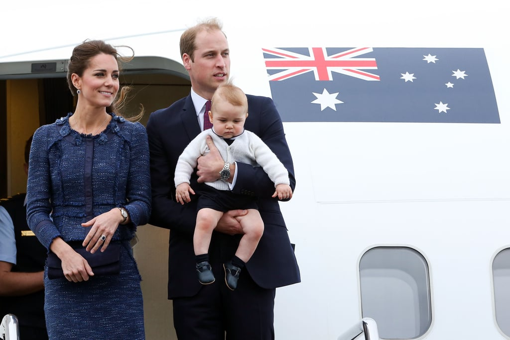 2014 Royal Tour of Australia and New Zealand
