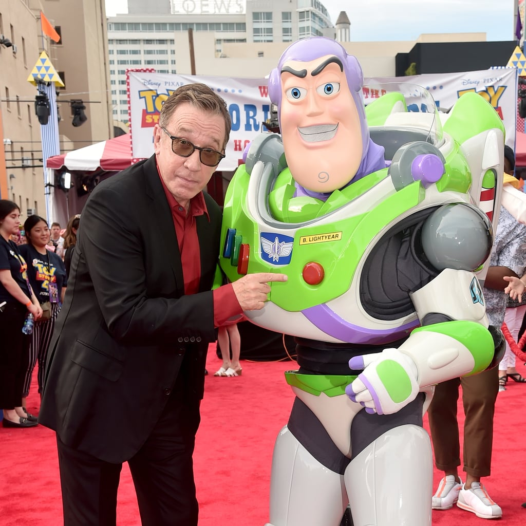 Tim Allen at the Toy Story 4 Premiere