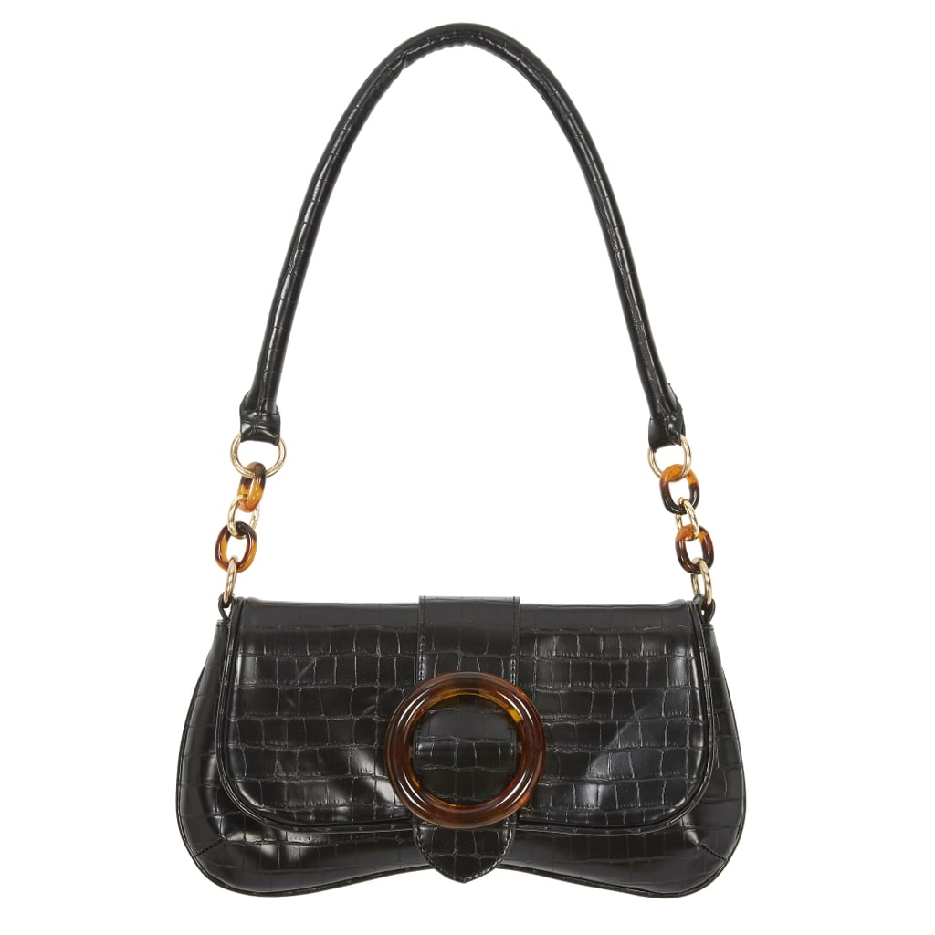 V by Very Buckle Shoulder Bag
