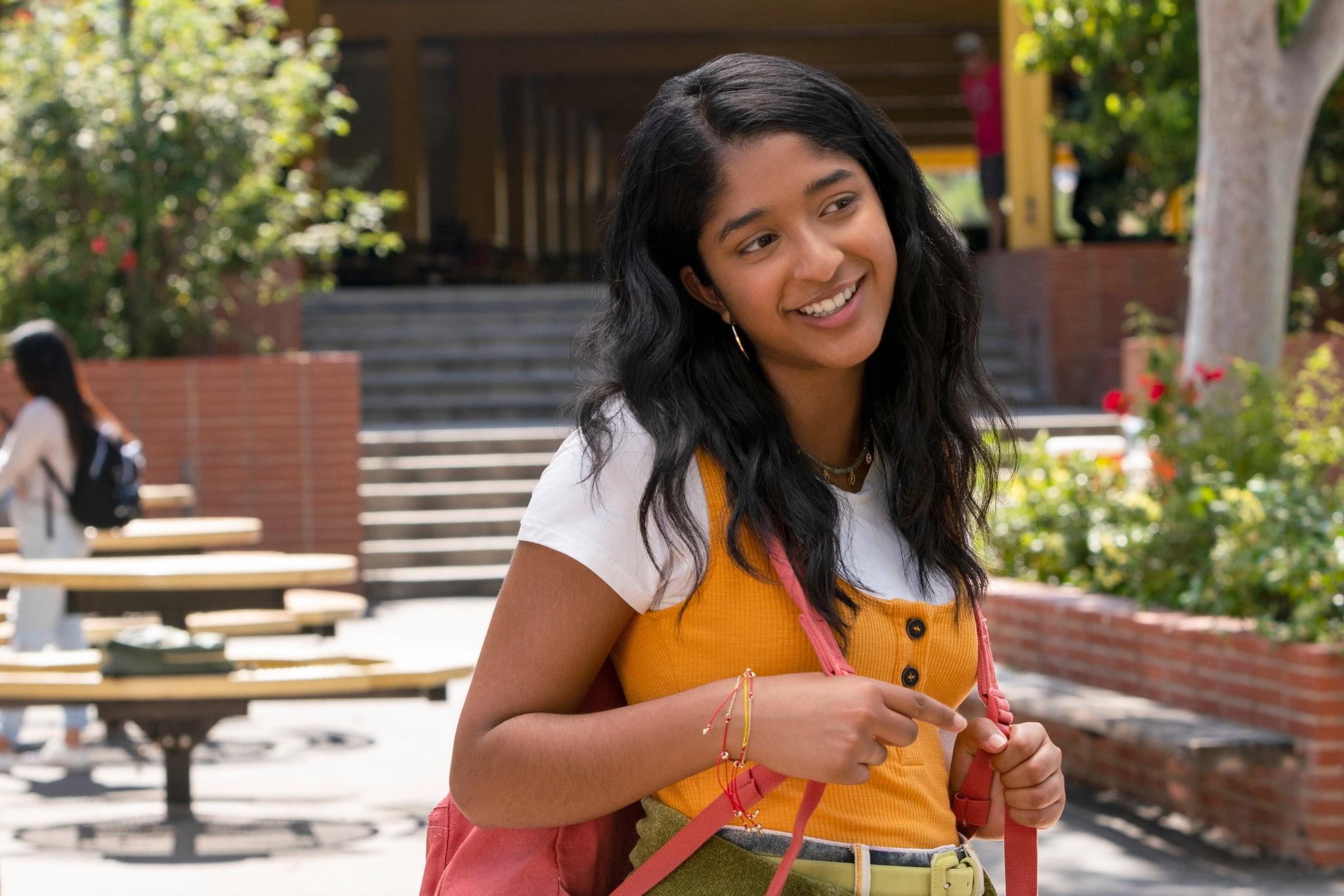 NEVER HAVE I EVER, Maitreyi Ramakrishnan, '...had sex with Paxton Hall-Yoshida', (Season 1, ep. 102, aired April 27, 2020). photo: Lara Solanki / Netflix / Courtesy Everett Collection