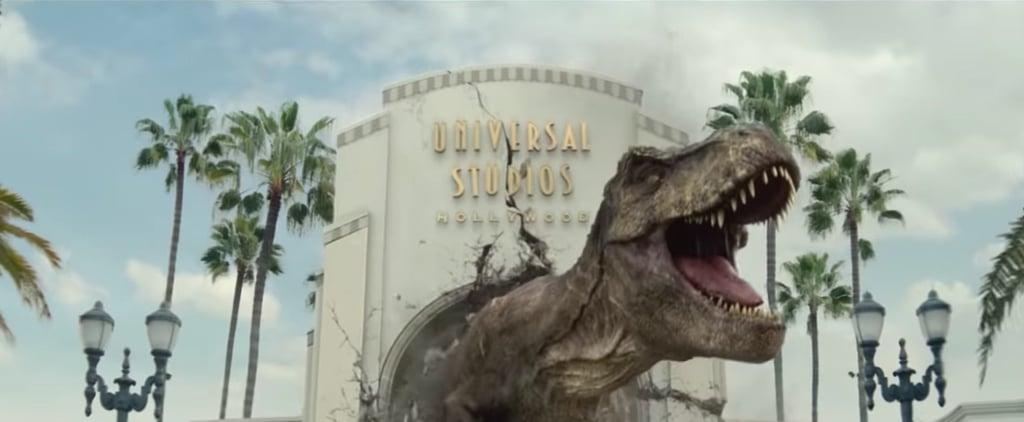 New Jurassic World Ride Universal Studios Hollywood Details