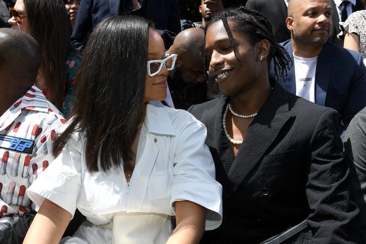 Αποτέλεσμα εικόνας για Η Rihanna και ο Asap Rocky