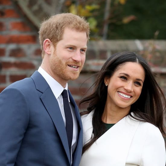 Meghan Markle on Bench Father's Day Gift For Prince Harry