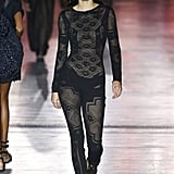 Kendall Going Sheer For Her Second Alberta Ferretti Look