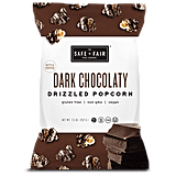 Dark Chocolaty Drizzled Popcorn — 7.5-Ounce Bag