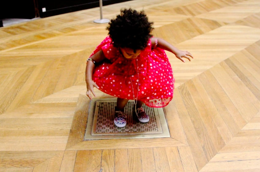 Beyonce, Jay Z and Blue Ivy at the Louvre in Paris Pictures