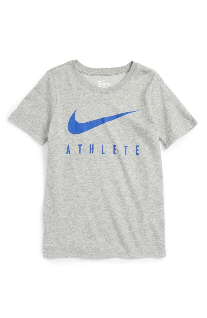 Nike 'Swoosh - Athlete' Dri-FIT Short Sleeve T-Shirt