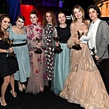 The cast and crew of Booksmart at the 2020 Spirit Awards