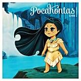 Disney Pocahontas Chibi