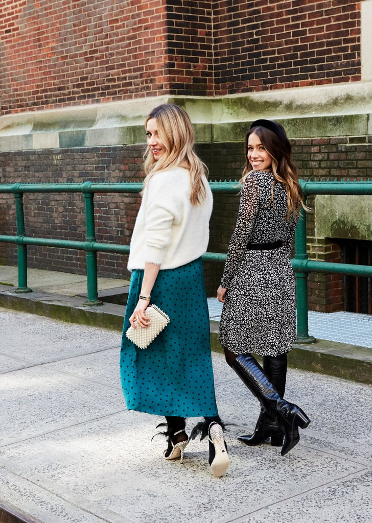 Style Your Holiday Dress For: An At-Home Party