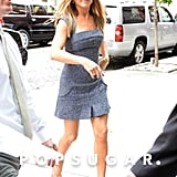 "Jennifer Aniston ""Already Feels Married"" to Justin Theroux"