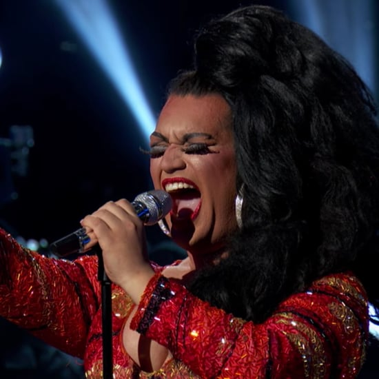 """Drag Queen Ada Vox's Cover of """"Creep"""" on American Idol"""