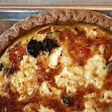 Vegetarian: Mediterranean Quiche