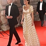 Photos of Prince William and Kate Middleton at 2020 BAFTAs