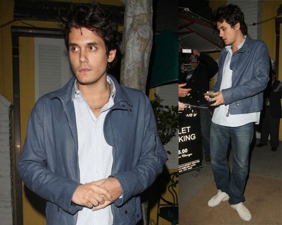 Hold Onto Your Daughters, John Mayer Is Roaming LA