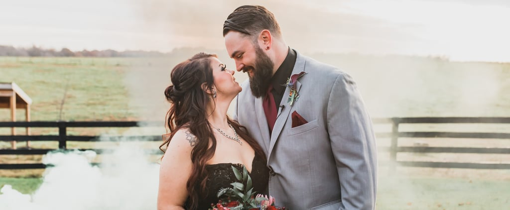 See Photos From This Magical Harry Potter-Themed Wedding