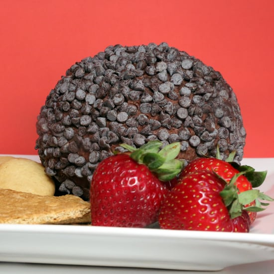 Chocolate Cheese Ball Recipe