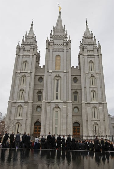 Mormons Petition Church to Change Gay Marriage Stance