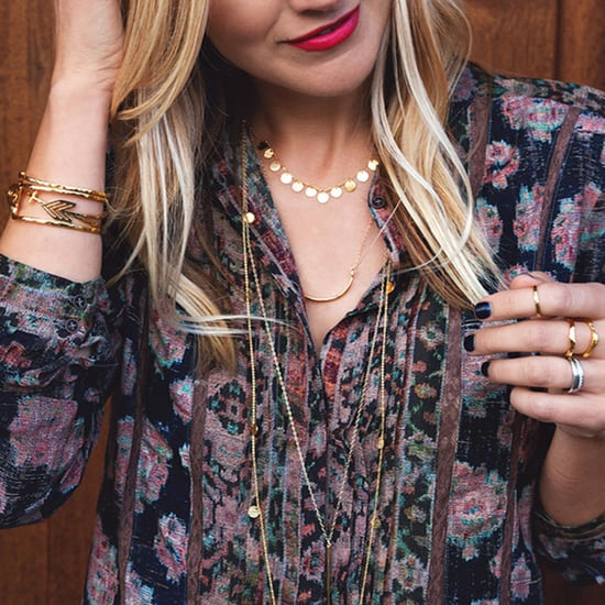 Master the Laws of Layering With Gorjana