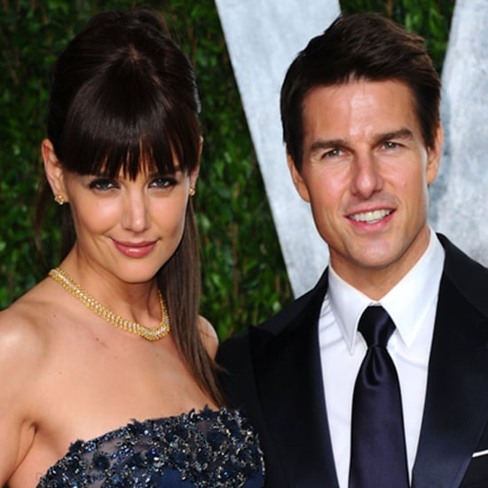 Tom Cruise Pictures After Divorce Announcement (Video)