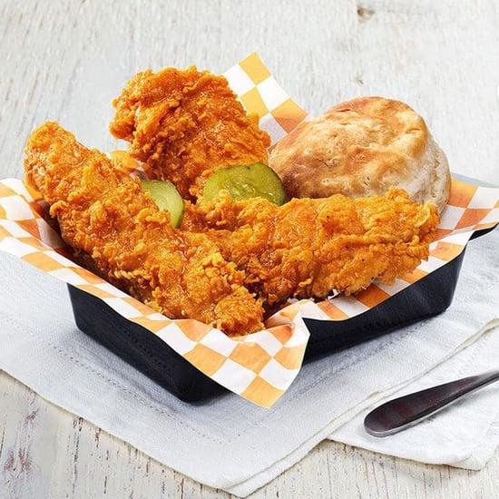 KFC Pickle Fried Chicken