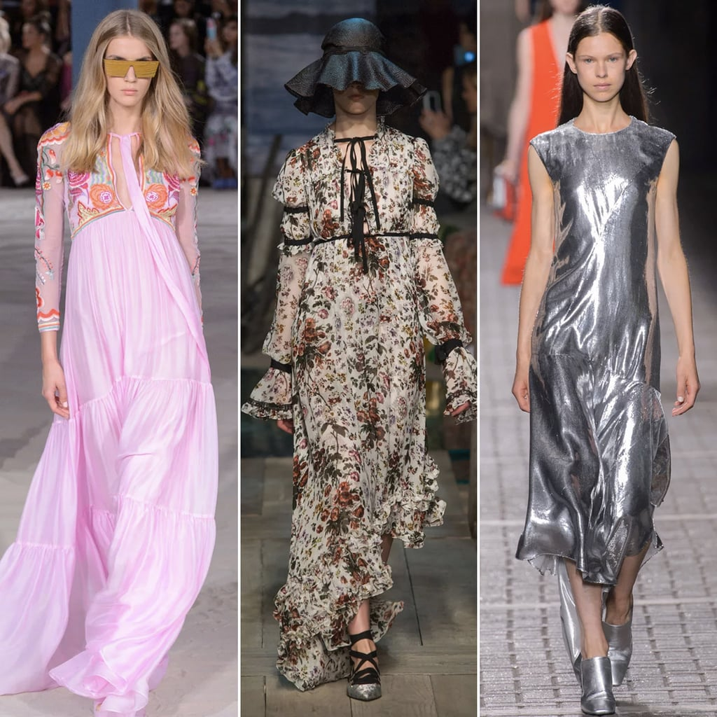 London Fashion Week Spring/Summer 2017 Trends