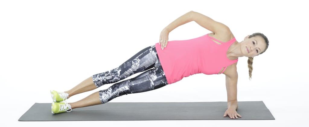 تدريب رياضي يمرّن كامل الجسم بالاعتماد على ثقل الجسم