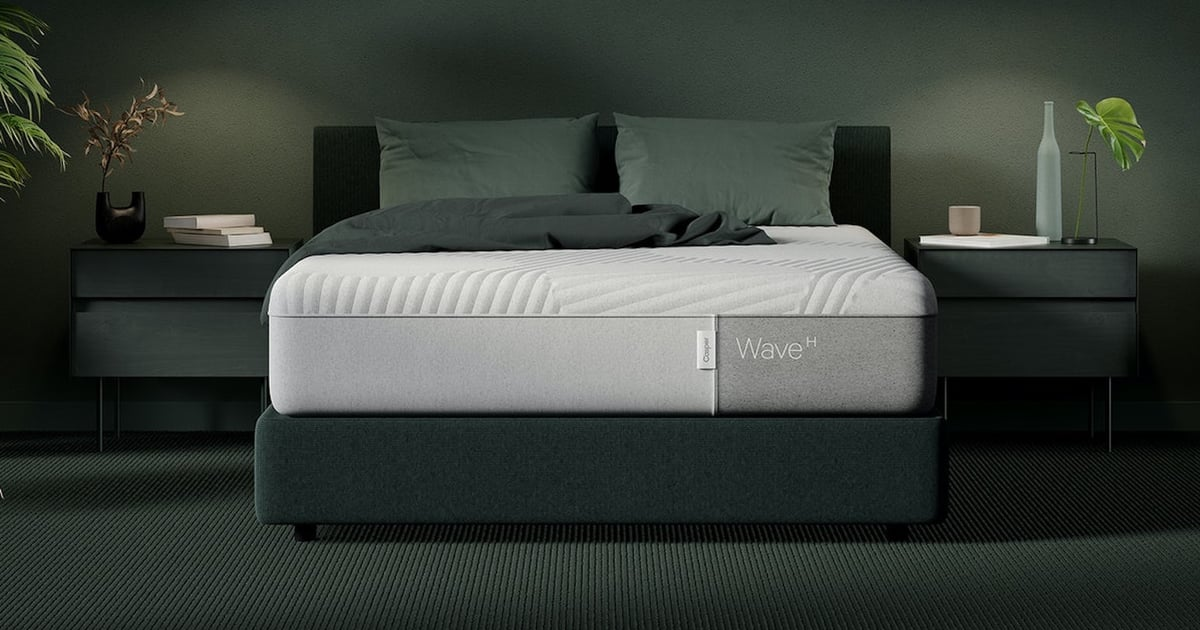 I Tried Casper's New Wave Hybrid Mattress, and It Honestly Ended a Decade of Back Pain