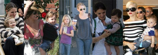 Who's Your Favorite Celebrity Mom?