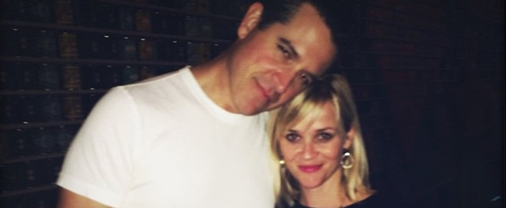 See How Reese Witherspoon Adorably Celebrated Her Wedding Anniversary