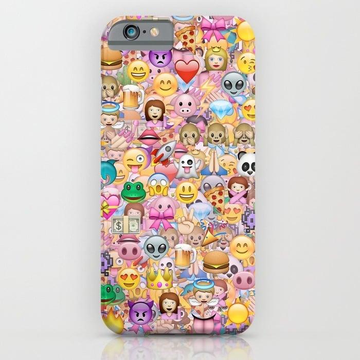 Emoji Galore Phone Case ($35)