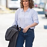 Your New Street Style Star: Jennifer Lopez's Shades of Blue Character