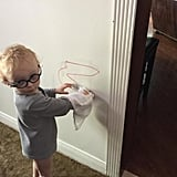 "Anna: ""Love saving $ on things like house painters-Jack has it taken care of-should I be worried about US child labor laws?"""