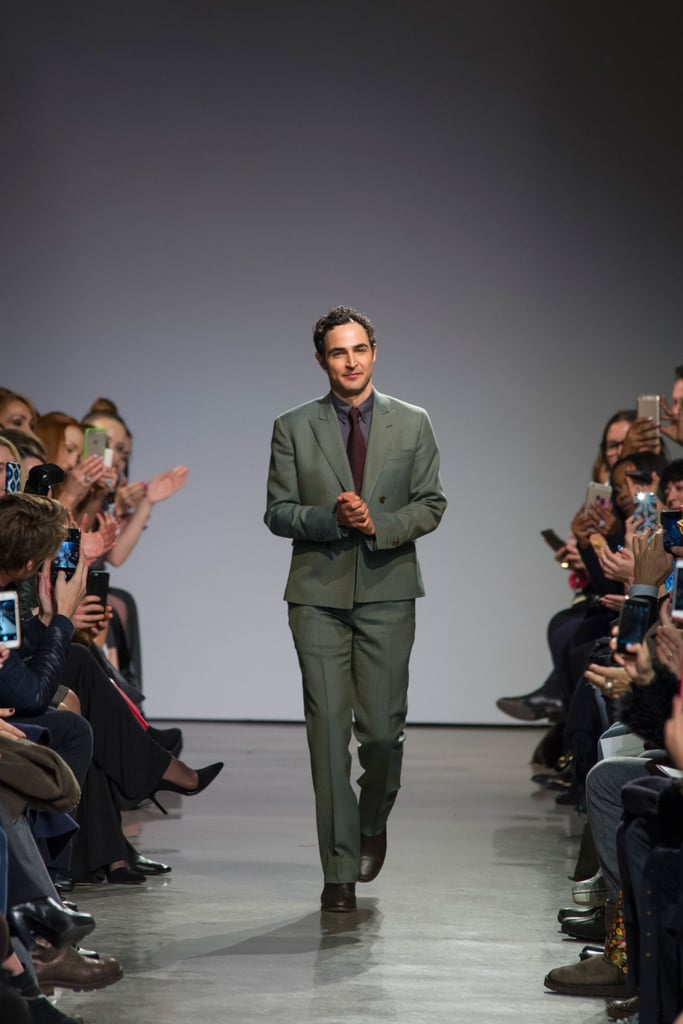 The Most Important Thing to See From NYFW Happened on Zac Posen's Runway