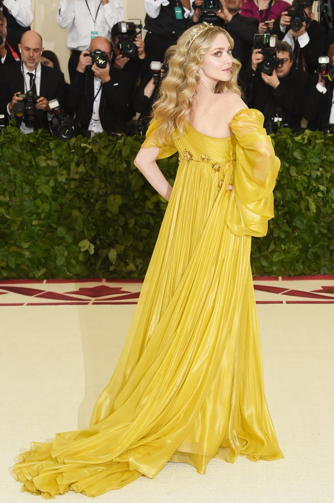 Image result for Amanda Seyfried Met gala 2018