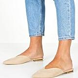 Boohoo Slip-On Mule Flats