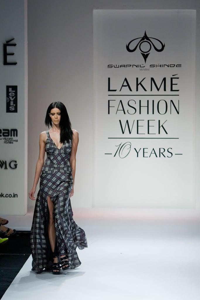Lakme Fashion Week: Swapnil Shinde Fall 2009