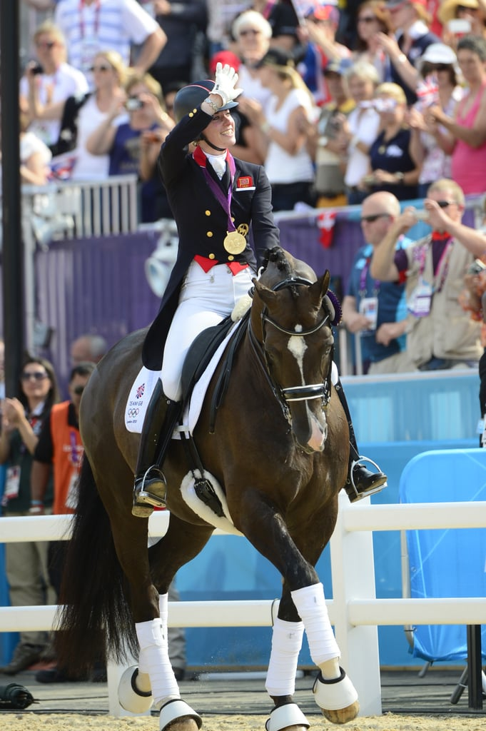 Individual Dressage Gold 2012 Olympic Equestrian